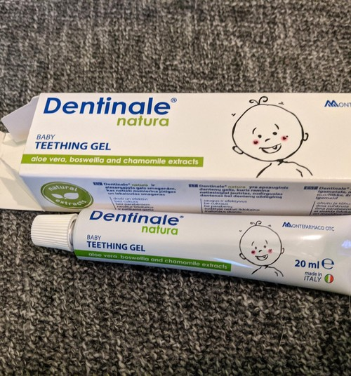 Dentinale zobu gēla tests