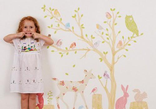 Košas un vienkāršas idejas bērnistabas pārvērtībām!