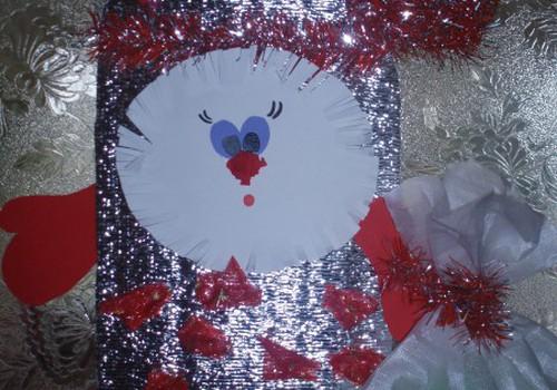 Jauki dekori svētkiem - rūķīši