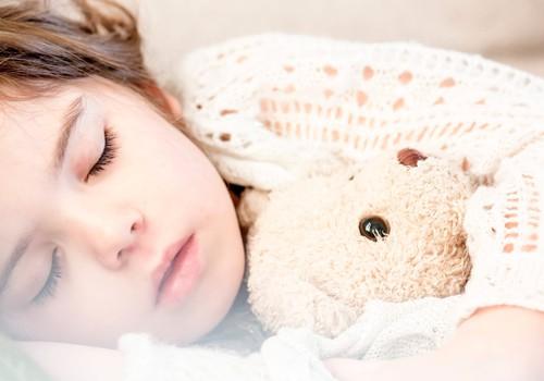 Gulētiešanas režīma ieviešana ļauj bērniem būt laimīgākiem un veselīgākiem!