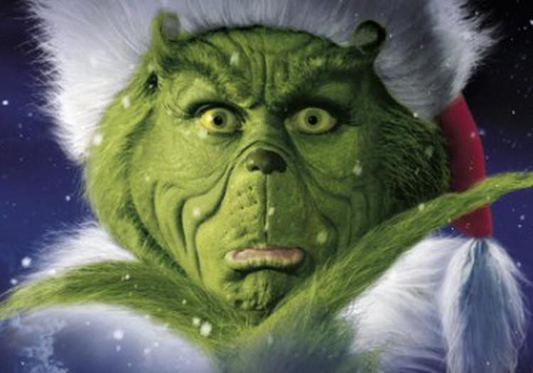 Vai tikai Grinčš nozog svētkus?