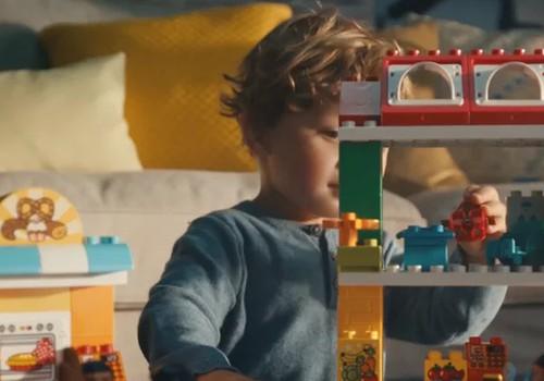 Sapņu pilis no Lego DUPLO turpmāk būvēs...