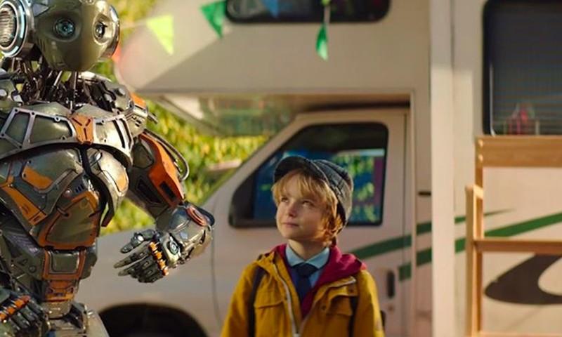 """Facebook KONKURSS: Laimē ielūgumus uz jauno ģimenes filmu """"Robo""""!"""