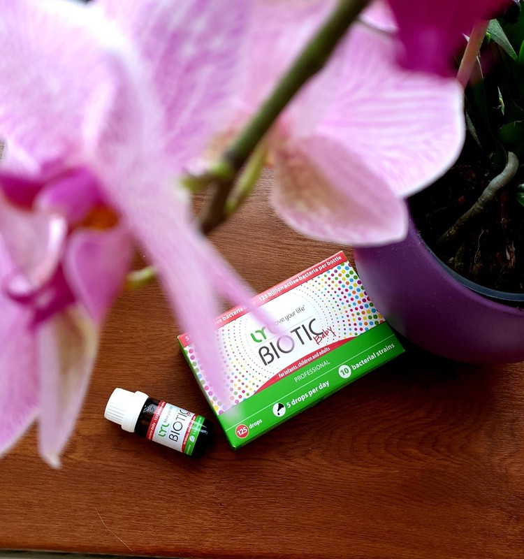 LYL BIOTIC baby profesional