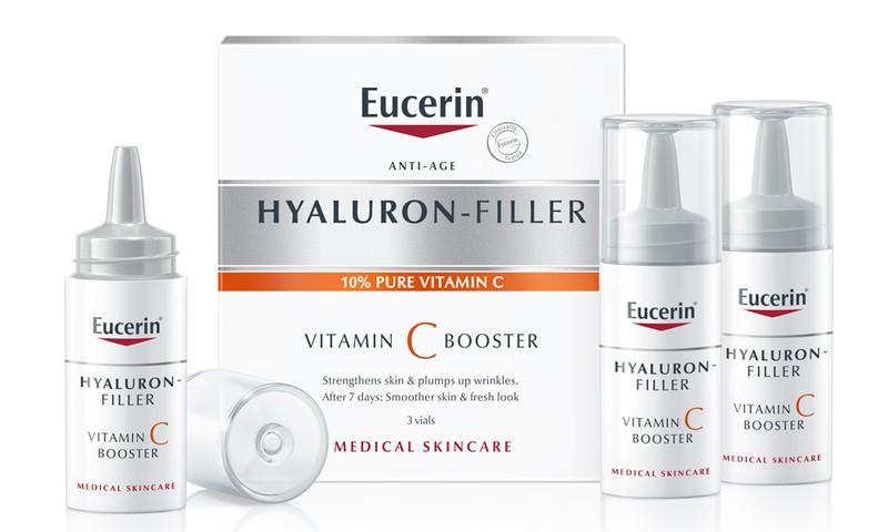 Aicinām izmēģināt Eucerin Hyaluron- Filler Vitamīna C serumu!