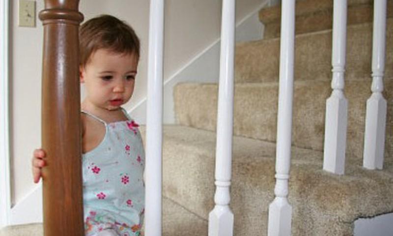 Kuras ir nedrošākās mājas vietas bērnam?