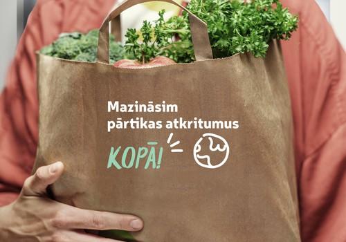 Rimi ieviesīs jaunus IT risinājumus pārtikas atkritumu mazināšanai