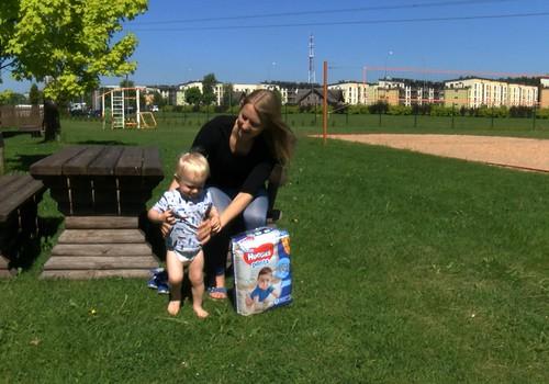 SERIĀLS 21. gadsimta mazulis: piedāvā mazulim dažādas virsmas un faktūras