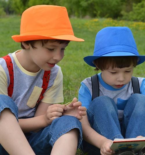 Idejas izglītojošām spēlēm, ja pie rokas ir tikai grāmata