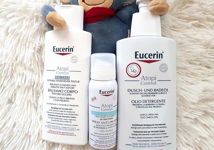 Eucerin Atopi Control produktu testēšana