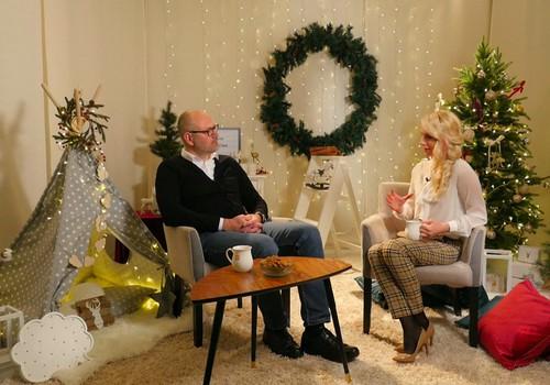 Ceturtās adventes Māmiņu Kluba TV raidījumā tiksimies ar mācītāju Kasparu Simanoviču