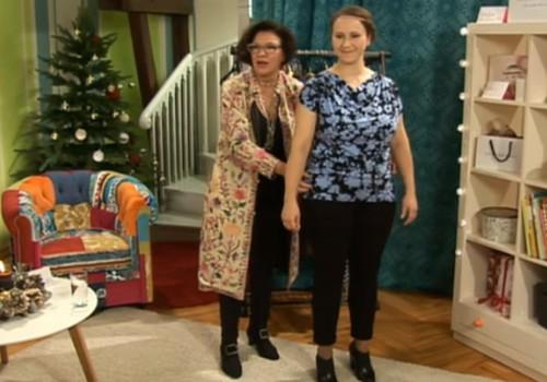 ONLINE TV videosaruna: Posīsimies svētkiem ar stilisti Žannu Dubsku