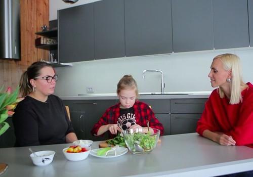Kā pierunāt bērnus ēst dārzeņus un augļus?