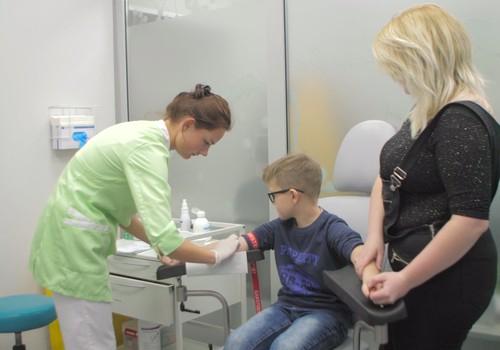 Kuros gadījumos bērnam jānodod asins analīzes?