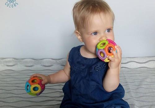 Mazulīša pirmās rotaļlietas