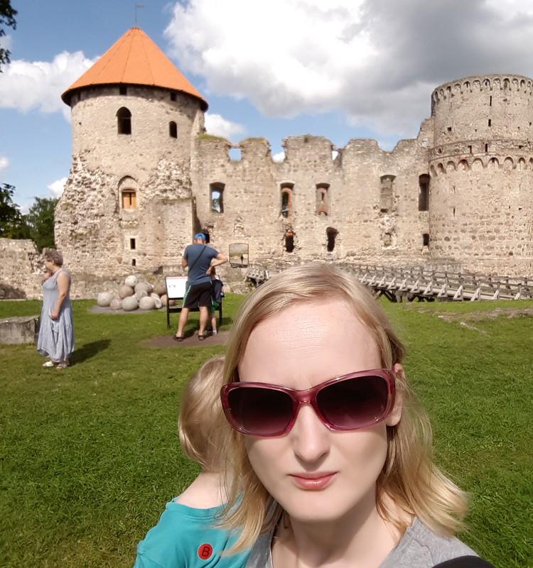 Cēsu pils- vieta Latvijā ,kuru noteikti jāredz!