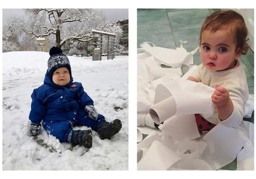 Elli un Itana piedzīvojumi: Katram savs sniegs