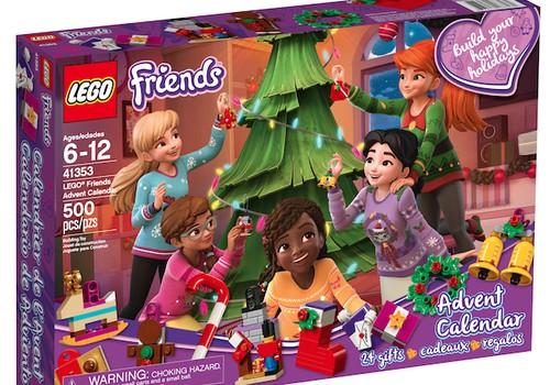 Skaitiet dienas līdz Ziemassvētkiem ar aizraujošajiem LEGO® Adventes kalendāriem!