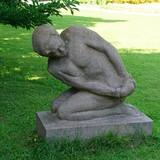 Akmens skulptūra