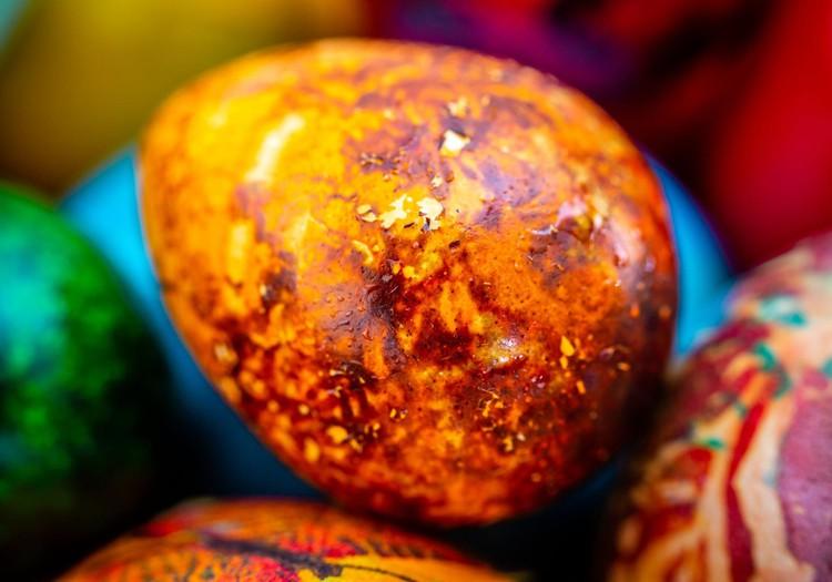 Noderīgi padomiņi un knifiņi, krāsojot olas