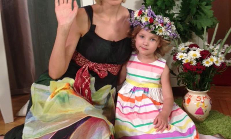 Kristīne Virsnīte: Lai skaista Līgošana!
