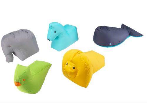 Laimē ISKU PUFU no Happy Zoo sērijas!