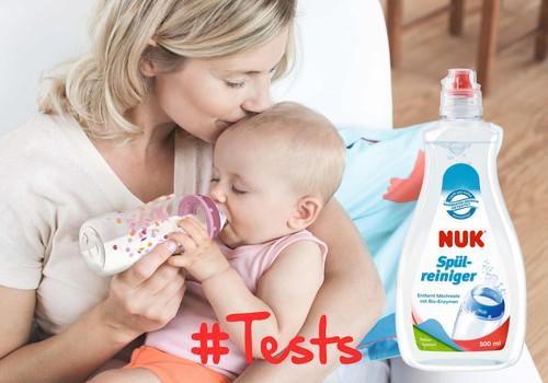 Produktu testi: aicinām pieteikties NUK tīrīšanas līdzekļa testiem