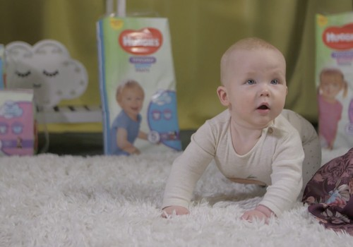 VIDEOieteikumi: Autiņbiksīšu – biksīšu nomaiņa aktīvam mazulim