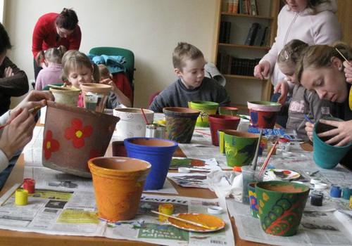 Bērnu slimnīcā norisināsies radošās darbnīcas