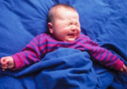 Raudošs mazulis - negulētas naktis...