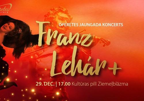 Ģimenes biļetei uz Operetes Jaungada koncertu ar 20% atlaidi