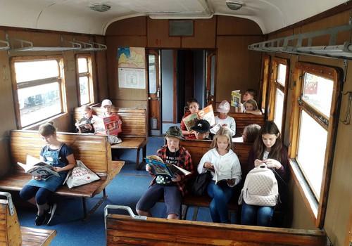 Jau var pieteikties bērnu vasaras nometnēm Dzelzceļa muzejā un Latvijas Nacionālajā bibliotēkā