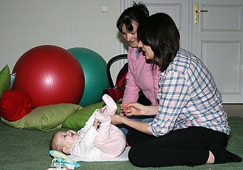 Nāc un iegūsti atbildes par mazuļa fizisko attīstību individuālās fizioterapeita konsultācijās!