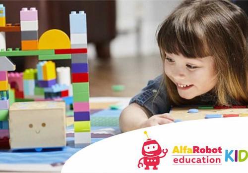 Alfarobot robottehnikas skolas nodarbības PIRMSSKOLAS vecuma bērniem