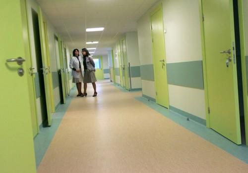 Atvērto durvju dienas Bērnu klīniskā universitātes slimnīcā