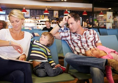 Pieci eksperta padomi, dodoties ceļojumā ar bērniem