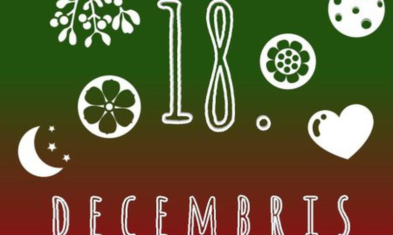 18. decembris - Caurumainās piparkūkas #mansmaterialuskapis