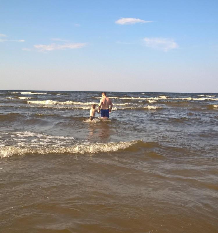 Hip hip urrā esam atklājuši peldēšanas sezonu