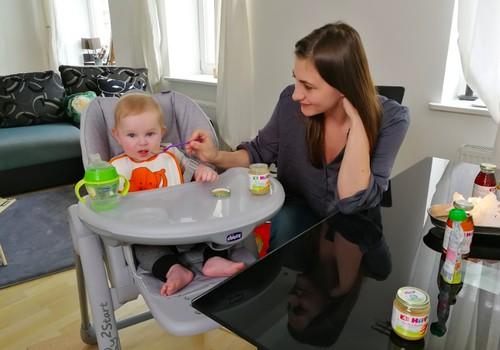 Vai bioloģiskiem produktiem mazuļa uzturā jādod priekšroka?