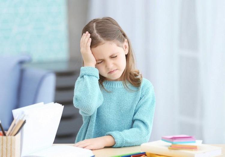 7 iemesli bērnu galvassāpju iemesli