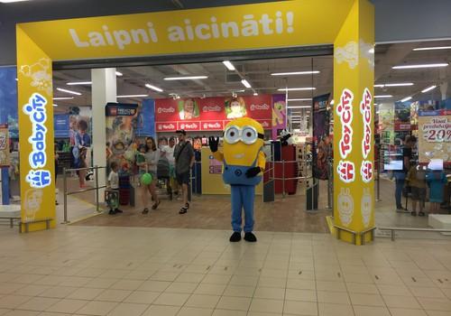 Atklāts lielākais bērnu preču veikals Imantā, Baby City Toy City!