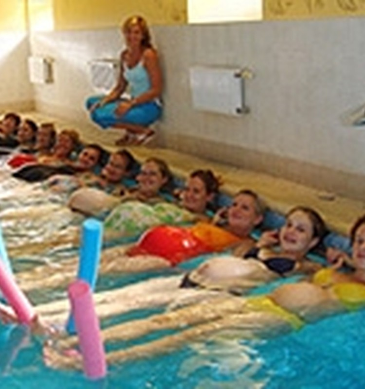 Nodarbības ūdenī grūtniecības laikā