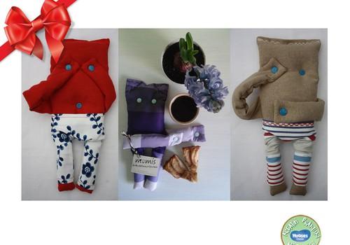 Huggies® svētku dāvanu katalogs: Mīļais, kautrīgais MUMIS