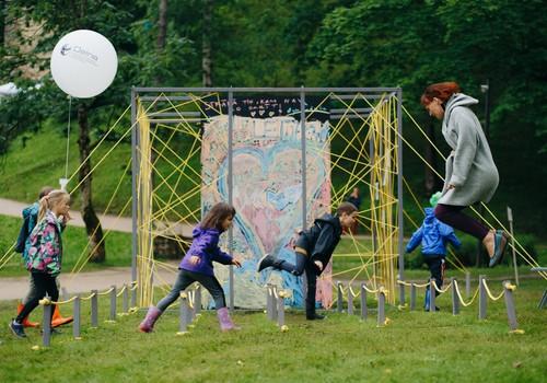 Spēles, darbnīcas un ekspedīcijas: Sarunu festivālā LAMPA īpaša programma bērniem
