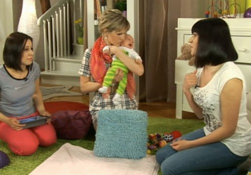 ONLINE TV: Bērna attīstība LĪDZ gadam ar Kristīni Stalīdzāni