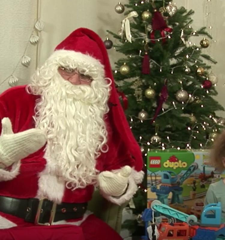 IESAKA Ziemassvētku vecītis: Ideāla dāvana zinātkāriem un radošiem bērniem