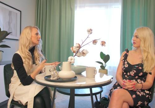 18. oktobra lielajā intervijā - dziedātāja Adriana Miglāne
