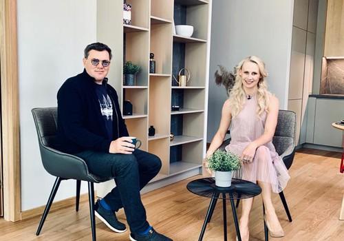 Māmiņu Kluba 30.maija TV raidījuma lielajā intervijā - Armands Puče