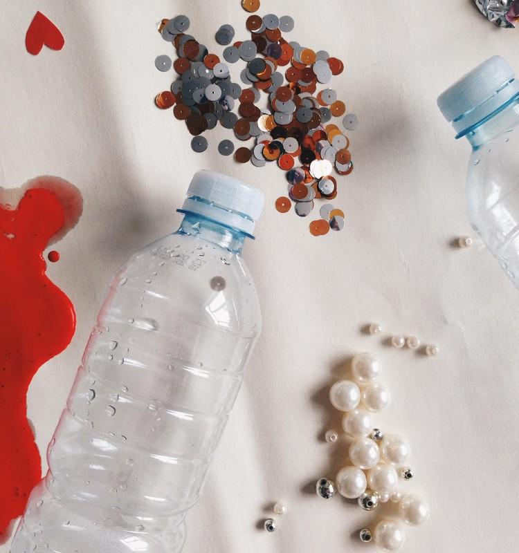 DIY Rotaļu pudele