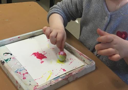 Māksla kā process - iespēja katram būt māksliniekam